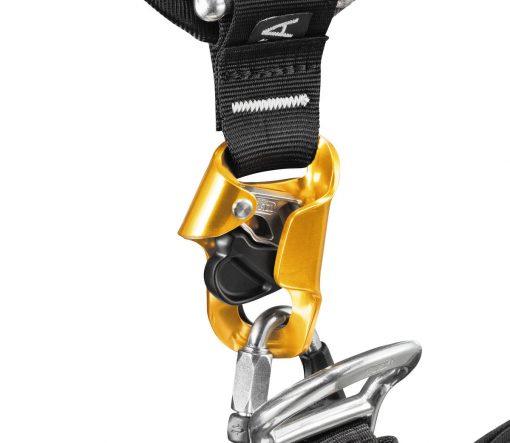 Petzl AVAO® BOD CROLL® FAST international version harness Certification(s): ANSI Z359.11, CSA Z259.10, CE EN 361, CE EN 358, CE EN 813, CE EN 12841 sort B