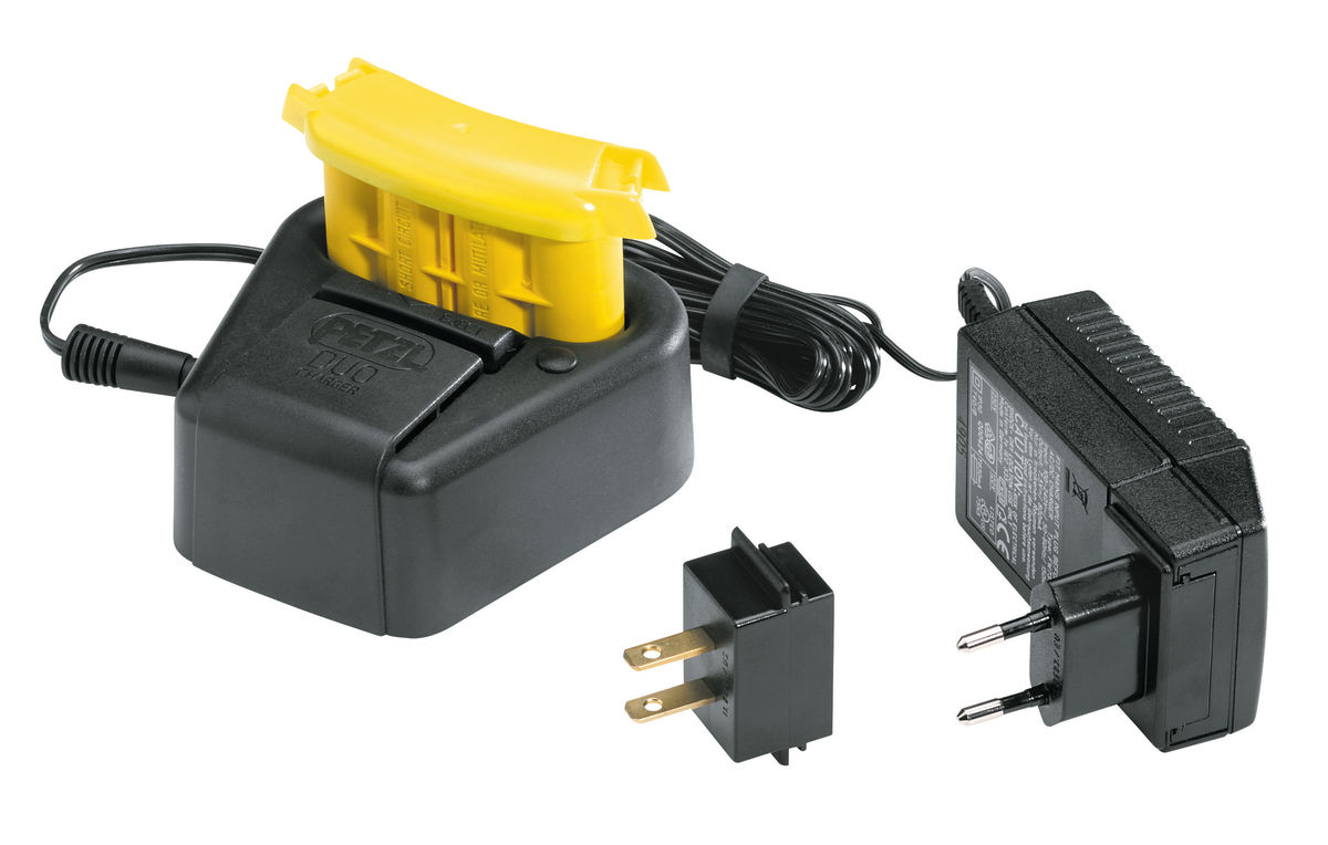 ACCU DUO + EUR/US charger