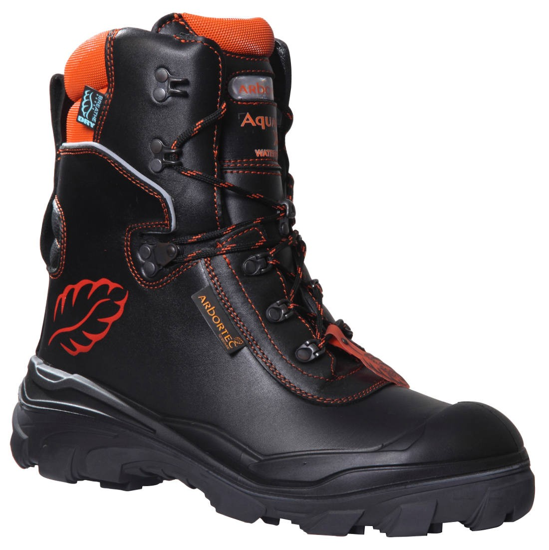 648341be30d Aquafell Xpert Class 2 Chainsaw Boot
