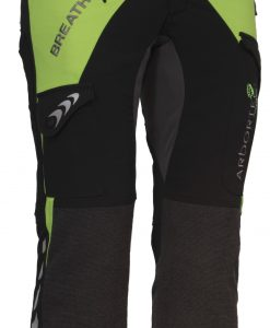 Breatheflex Type A Class 1 Trousers - Lime/Black