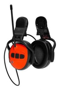 Husqvarna Earmuff Ear Defenders for Chainsaw Helmet with FM Radio
