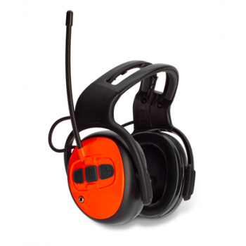 Husqvarna Headband Radio Ear Defenders With Radio/MP3