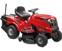 Lawnflite Garden Tractor 908LH 105cm/41 18.5hp Direct Collect