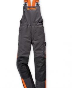 Stihl Dynamic Chainsaw Trousers with Mid-Range Protection Bib and Brace (Design C)