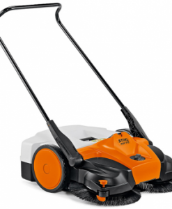 Stihl KGA 770 Cordless sweeper with AP115 Battery and AL300 Charger
