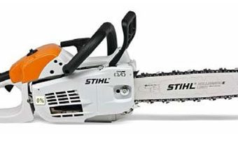 Stihl MS201 Chainsaw with 14 Bar