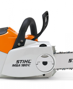 Stihl MSA 160 C BQ Cordless Chainsaw with AP300 Battery and AL300 Charger