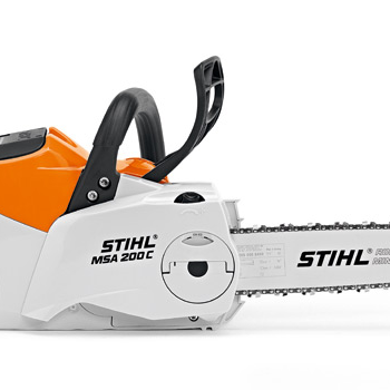 stihl msa 200 c bq cordless chainsaw with ap300 battery and al300 charger climbers direct. Black Bedroom Furniture Sets. Home Design Ideas