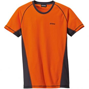 Stihl Orange logger t-shirt