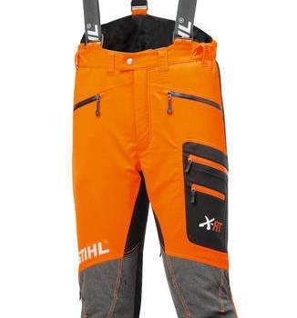 54037525c9e Stihl X-Fit Chainsaw Trousers Design A