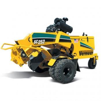 Vermeer SC252 Stump Cutter Climbers Direct