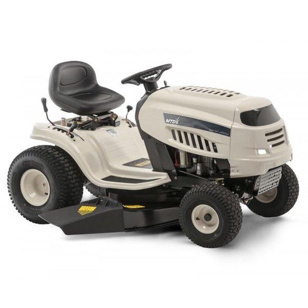 Mtd Tractor 1600 : Mtd beige dl h hp quot hydrostatic garden tractor