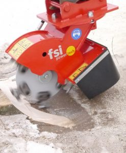 FSi H20 Stumprider Attachment