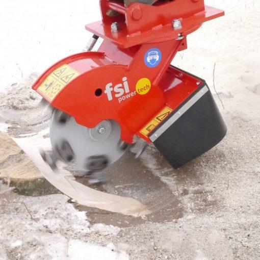 FSi H20 Stumprider Attachment