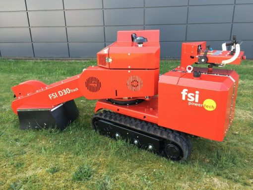 FSI D30 TRACK Stumpgrinder