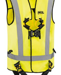 Petzl Newton Easyfit Hi-Viz Fall Arrest Harness
