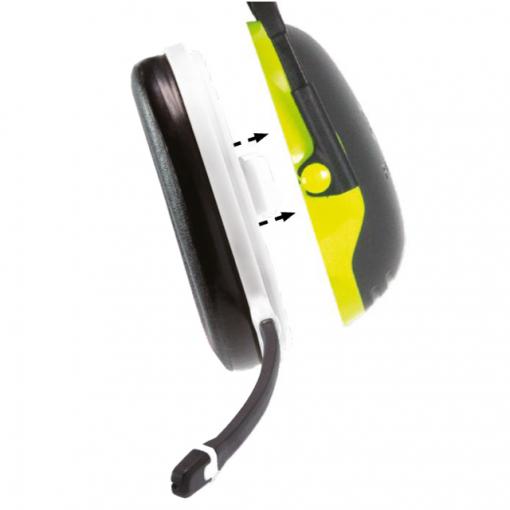 3M™ PELTOR™ Wireless Communication Accessor