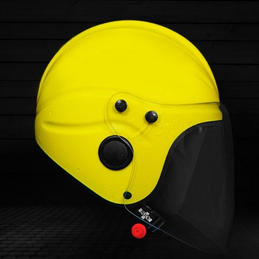 Gecko Open Face Helmets