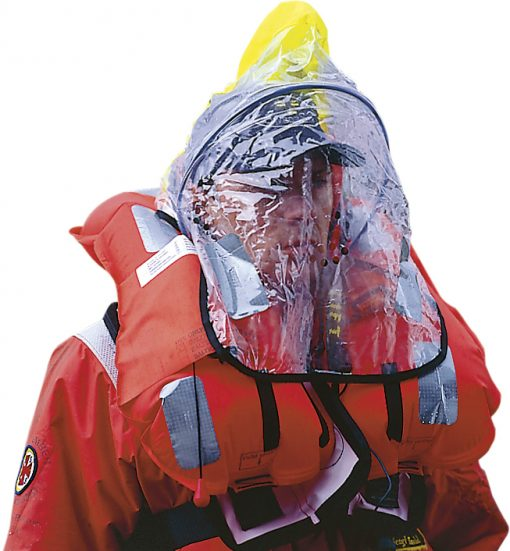 Hybrid 220 Spray Hood