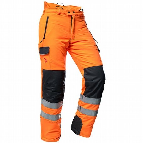Pfanner Arborist C Class 2 Hi-Viz Orange Trousers