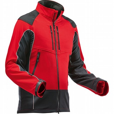 Pfanner Arborist Jacket Red Black