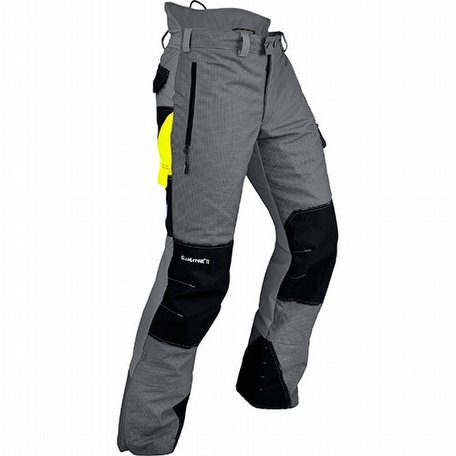 Pfanner Gladiator A Class 2 Grey Chainsaw Trousers