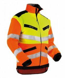 Pfanner KlimaAIR Hi-Vis Jacket EN20471