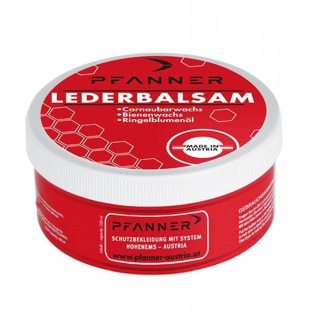 Pfanner Leather Boot Balm 320ml