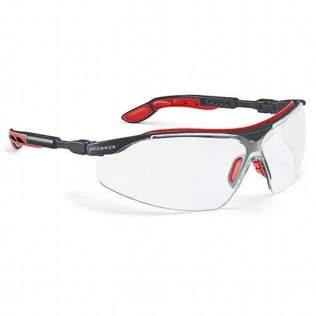 Pfanner Nexus Safety Glasses Clear