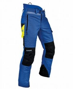 Pfanner Ventilation A Blue Chainsaw Trousers