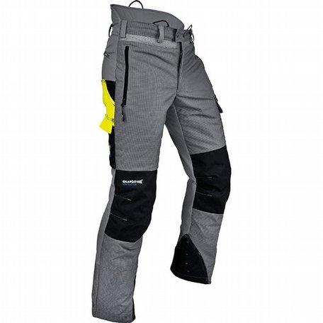 Pfanner Ventilation A Grey Chainsaw Trousers
