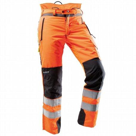 Pfanner Ventilation Hi-Vis Chainsaw Trousers EN20471