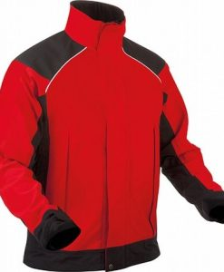 Pfanner Ventura Rain Jacket Red Black