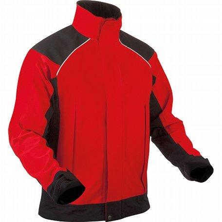 Pfanner Ventura Rain Jacket Red Black