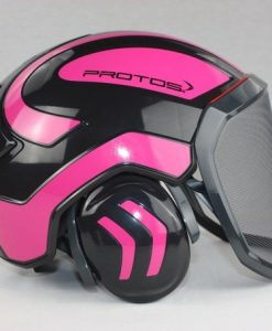 Protos Integral Arborist Black Pink