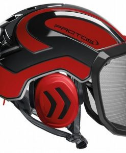 Protos Integral Arborist Black Red