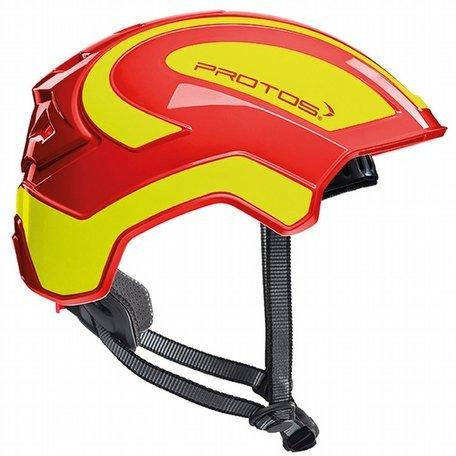 Protos Integral Climber Red Yellow