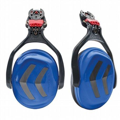 Protos Integral Ear Defenders Blue Grey