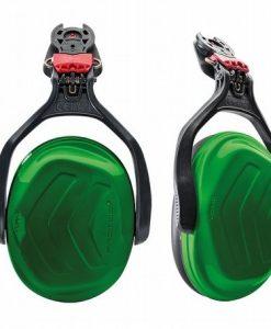 Protos Integral Ear Defenders Green
