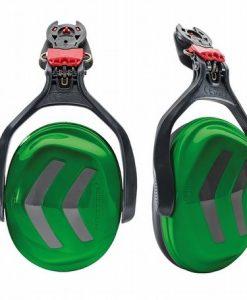 Protos Integral Ear Defenders Green Grey