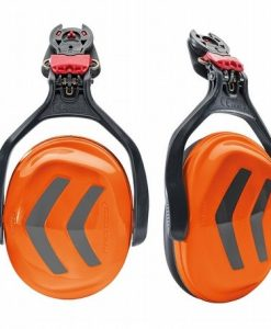 Protos Integral Ear Defenders Orange Grey