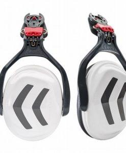 Protos Integral Ear Defenders White Grey