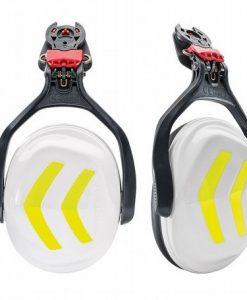 Protos Integral Ear Defenders White Yellow