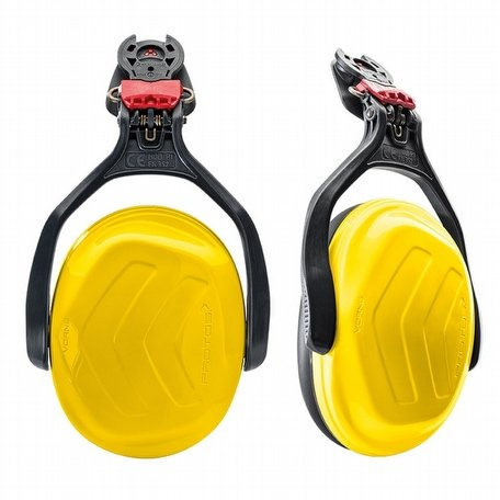 Protos Integral Ear Defenders Yellow