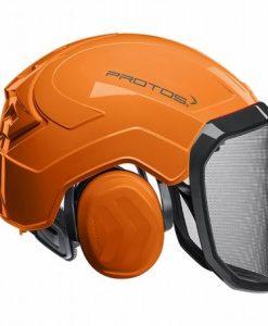 Protos Integral Forest Helmet Orange