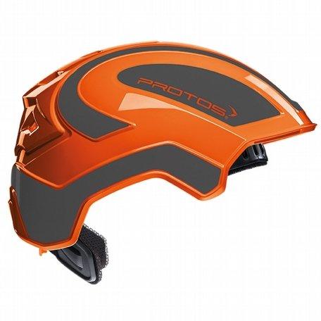 Protos Integral Industry Orange Grey