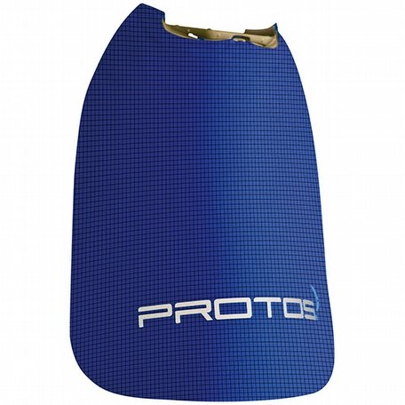 Protos Integral Neck Cape Blue