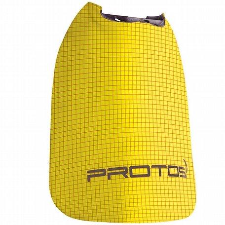 Protos Integral Neck Cape Yellow