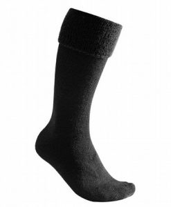 Woolpower Socks Knee-High 600 Black