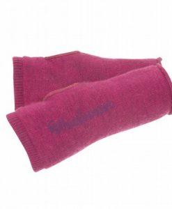 Woolpower Wrist Gaiter 200 Cerise/Purple